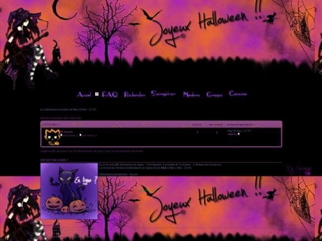 Halloween vad