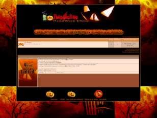 Halloween design v2.1 ...
