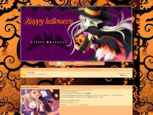 happy halloween anime