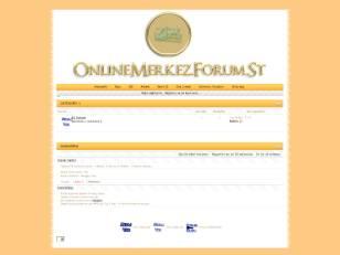 Online merkez sarı tas...