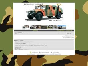 Humvee club nederland
