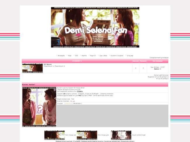 Demi Selena Fan