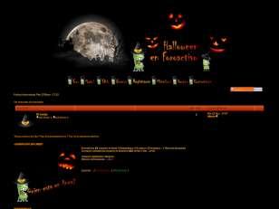 Halloween en foroactivo2