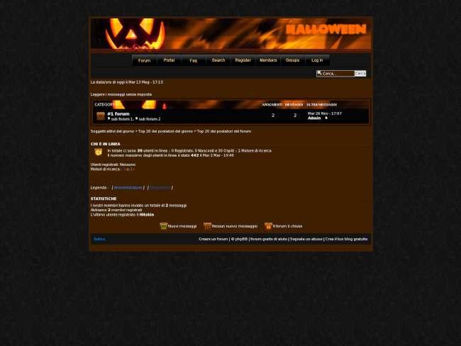 Halloween-