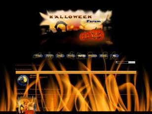 Thème halloween - tiffa