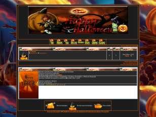 Happy halloween foroac...