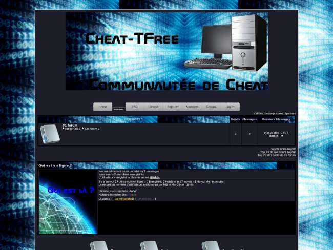 Cheat-Forum