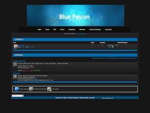 Blue pasionx