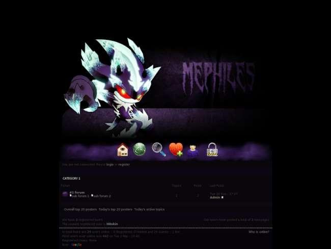 Mephiles