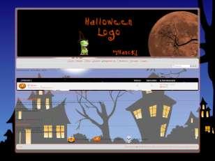 Halloween logo forumeiros