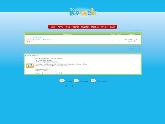 Kidsxels
