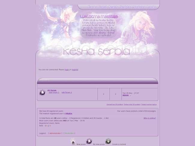 Ke$ha Violet