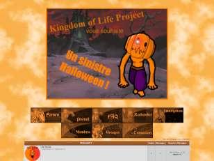 Kingdom of life hallow...