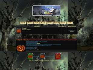 Skin halloween 3