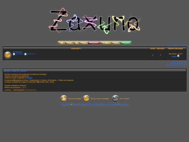 Zaxuno