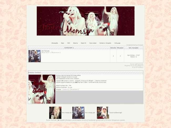 Taylor Momsen Fan