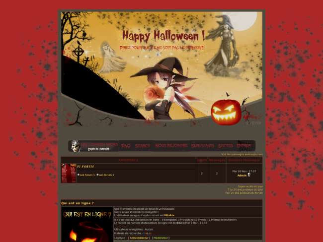 """""""spécial hallowee..."""