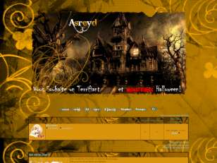 Halloween sur forum rpg