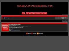 Sneakycodes.tk
