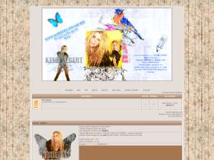 Kesha sebert fan temasi