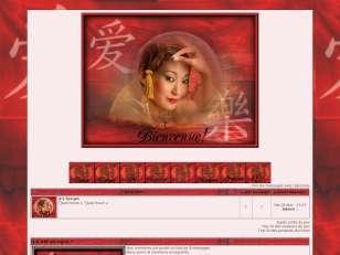 Chine: le soleil se lè...