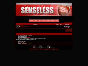 SENSELESS Theme by raydN_