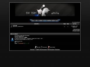 Exit # esports theme b...