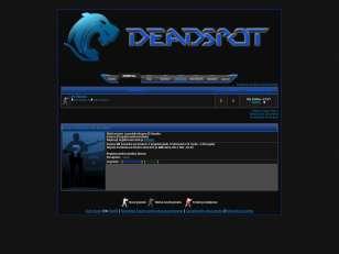 DEADSPOT theme by : de...