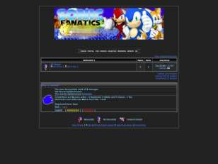Sonic fanatics basic 1