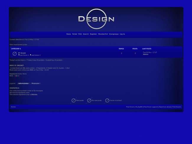 Design 13/11/2010