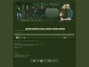 New Moon Balkan