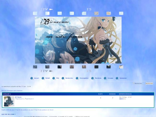 thème avec Alice  by Hime-chan