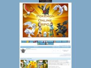 Pokemon online black/w...