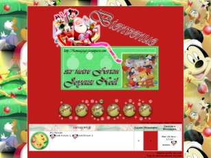 Disney Noël