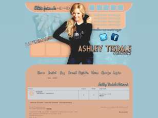 Ashle tisdale network