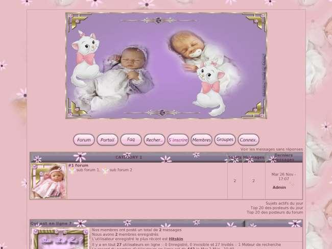Bébés coccinelles
