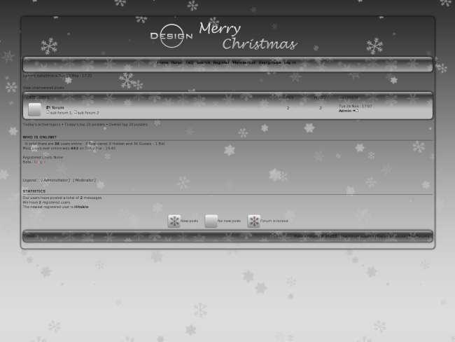 [christmas] design