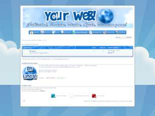 Your web! style v1.5
