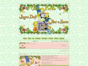 Fête chez les Simpsons