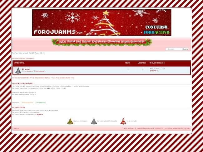 Roja Navidad 1.0