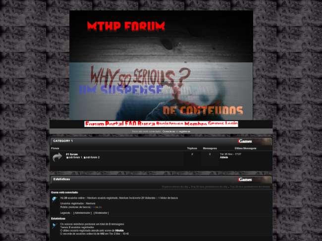 Mthp fórum