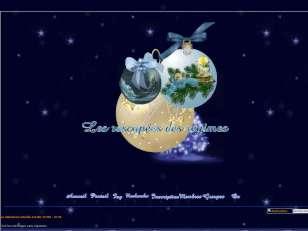 Noël bleu chez les res...
