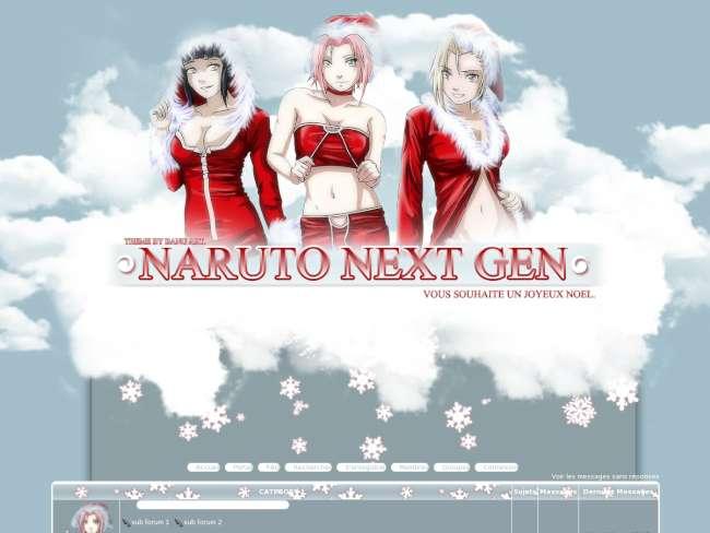 Naruto Merry Christmas