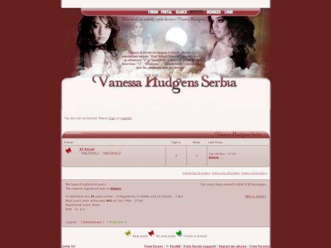 Vanessa Hudgens Winter
