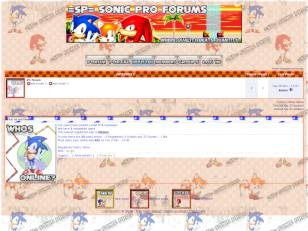 =SP= Sonic Pros Origin...