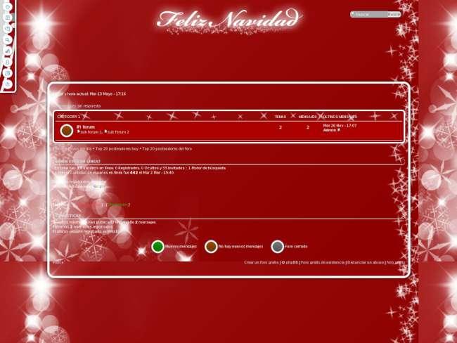 Calida Navidad