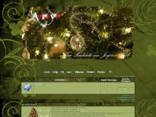 Noël sur forum rpg