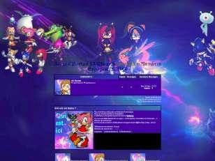 Stars Sonic X