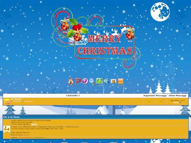 Christmas time! 2