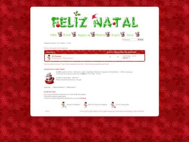 Feliz natal 2010